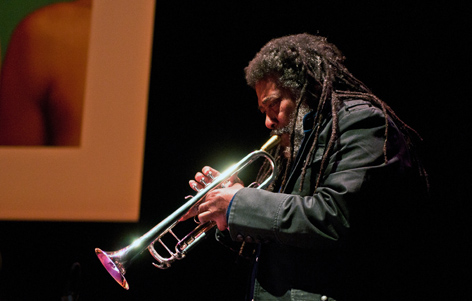 Wadada Leo Smith @ Peter E. Rytz 2016